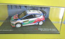 IXO/Altaya - 1:43 Scale - Ford Fiesta RS WRC (M. Hirvonen - Rally Portugal 2011