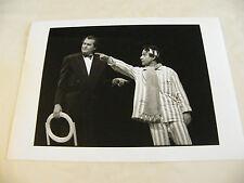 Photographie Théâtre Carton plein Valletti Lombard Raffaelli 1992 par Enguerand