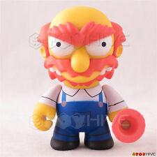 Kidrobot - The Simpsons series 2 - Groundskeeper Willie 3-inch vinyl figure