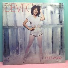Karla DeVito - Is This A Cool World Or What? - LPVinyl Record (1981) Epic