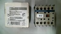 TELEMECANIQUE SQUARE D CA3KN22BD CONTROL RELAY 24VDC -FREE SHIPPING