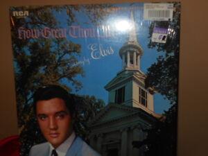 Elvis Presley - How Great Thou Art 1967 Pop LP