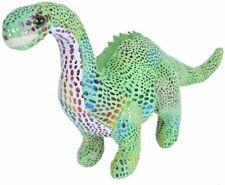 Wild Republic Glitter Dinosaurs, Diplodocus Plush, Dinosaur Stuffed Animal,.