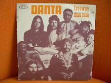 VINYL 45 T – DANTA : FREEWAY + MAU MAU – AFRO ROCK FUNK SOUL – 1972 EPIC GEMINI