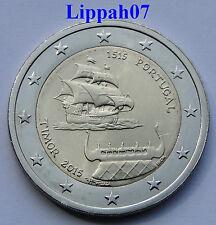 Portugal speciale 2 euro 2015 Timor UNC