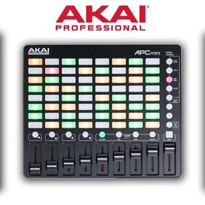 Akai APC Mini Portable USB Powered Ableton Live Production Controller