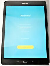 """Samsung SM-T550 Galaxy Tab A  9.7"""" Wi-Fi Only Titanium Gray 16GB Android Tablet"""