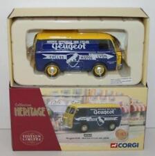 Voitures, camions et fourgons miniatures Corgi pour Peugeot 1:43