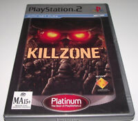 Killzone PS2 (Platinum) PAL *Complete*