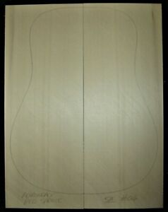 Guitar Luthier Tonewood HGH GRADE (5A) ADIRONDACK RED SPRUCE TOP SOUNDBOARD Set