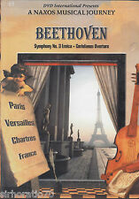 BEETHOVEN Symphony No. 3 Eroica / Coriolanus Overtune DVD All Zone - NEW