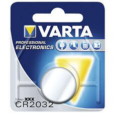 8x  VARTA  BATTERIEN CR2032 LITHIUM im BLISTER   NEU