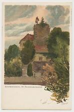 AK Rohrschach, St. Annenschloss (X575)