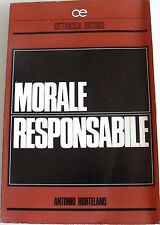 ANTONIO HORTELANO MORALE RESPONSABILE CITTADELLA EDITRICE 1968