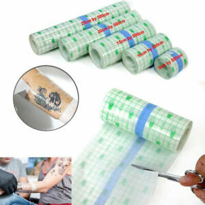 5M Disposable Wound Protective Tattoo Film Aftercare Waterproof PU Film Bandage