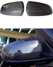 New For BMW 2008-2013 X5 E70 X6 E71  Carbon Fiber SIDE Mirror Covers