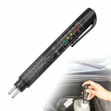 Brake Fluid Tester Universal Auto Pen Digital Testing Tool Oil Quality Check