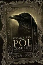 Edgar Allan Poe Complete Tales and Poems by Edgar Allen Poe NEW HARDCOVER