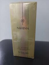 Guerlain Nahema, eau de parfum 50ml,  neuf sous blister, vintage rare