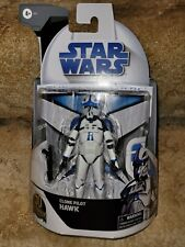 Star Wars Black Series CLONE PILOT HAWK Lucasfilm 50th Anniversary Exclusive the