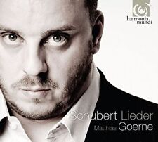 SCHUBERT: LIEDER [HARMONIA MUNDI] NEW CD