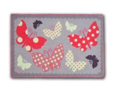 Alfombras y moquetas para niños de mariposas