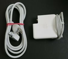 GENUINE OEM MacBook Pro 85W L-Tip MagSafe 1 Apple Power Adapter Charger A1343