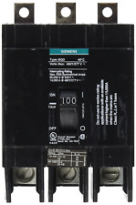 Siemens Bqd3100 100-Amp Three Pole 480Y/277V Ac 14Kaic Bolt in Breaker