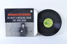 "Norman Greenbaum with Dr. West's Medicine Show and the Junk Band– 12"" Vinyl LP"