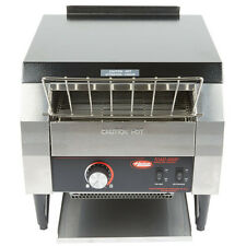 Hatco TQ-10 Toast-Qwik Horizontal Conveyor Toaster with 5 Slices/Minute Capacity