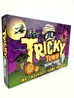 Tricky Town Board Game 2005 Kelmar Games Complete Like New