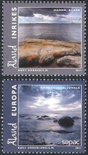 Aland 2011 SEPAC/Landscapes/Seascapes/Coastline/Views/Tourism 2v set (n42272)