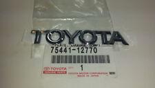 TOYOTA OEM 7544112770 98-02 Corolla Trunk Lid Emblem Badge Nameplate 75441-12770