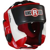 Ringside Ultra Light Ligthweight ULHG MMA Boxing Sparring Headgear Head Gear