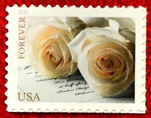 US Stamps SC#4520 Forever Wedding Roses MNH/OG