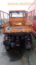 Ersatzteile LADOG G129 PS / Unimog Multicar Tremo Hansa: 1x AHK Anhängerkupplung