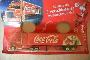 1 Sammeltruck: Coca Cola Weihnachtstruck **neu**