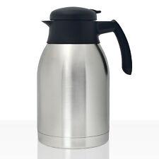 Bonamat Isolierkanne Edelstahl 2 0 Liter mit Drehdeckel