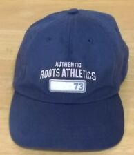 Roots Athletics 73  baseball cap hat adjustable Authentic