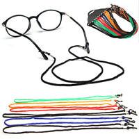 2PCS Glasses Strap Eyeglass Chain Reading Glass Cord Holder Neck Strap Rope New