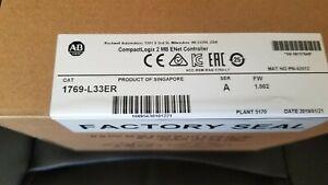 USA NEW SEALED Allen Bradley 1769-L33ER /A Processor CompactLogix FW 1.002