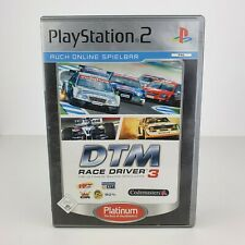 DTM Race Driver 3 ? OVP + Handbuch + Disc - PS2 Spiel ?? Playstation 2 Game 90s