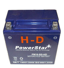 YTX16-BS ATV HD Battery for SUZUKI LT-A700X King Quad 700CC 05-'07-3YR Warranty