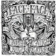 """FACE TO FACE """"LAUGH NOW LAUGH LATER"""" CD NEU"""