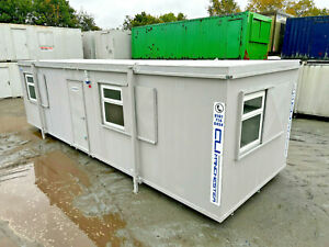 32ft x 10ft - ECO Anti Vandal Canteen | Office | Drying Room | Fully Refurbished