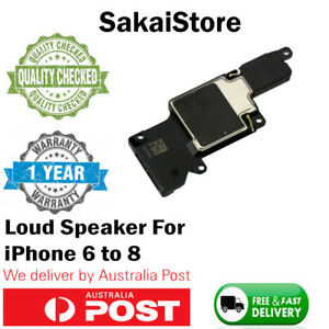 Original Loud Speaker loudspeaker for iPhone 5 5S C 6S 7 8 Plus X XR XS MAX
