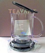 🍭☕ NEW TEAVANA 16oz BLACK PERFECTEA TEA MAKER! BRAND NEW IN BOX! SOLD OUT!🍭☕🍭