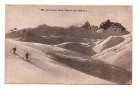 73 - cpa - Skieurs au Mont Thabor  ( i 953)