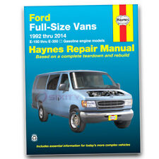 Haynes Repair Manual for 2003-2014 Ford E-250 - Shop Service Garage Book mt