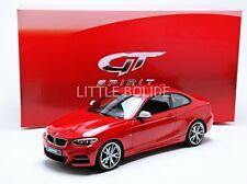GT spirit 1/18 BMW m235i gt039